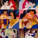 Отношения между мужчиной и женщиной по-Диснеевски